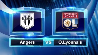Video Gol Pertandingan Angers vs Olympique Lyonnais