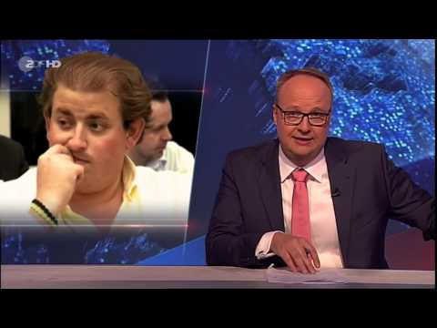 Heute Show HD ZDF 15.05.2015