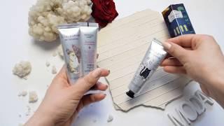 Обзор - Набор кремов для рук BioAqua Cat Streets Hand Cream. 3 * 30 мл