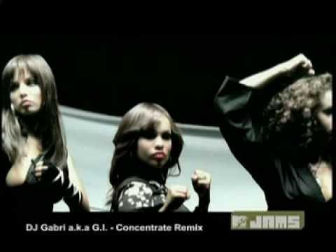Xzibit  Concentrate Remix Remix  DJ Gabri aka GI