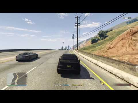 GTA Online - The Fleeca Job - Elite Challenge R* (4:44) [PS4]