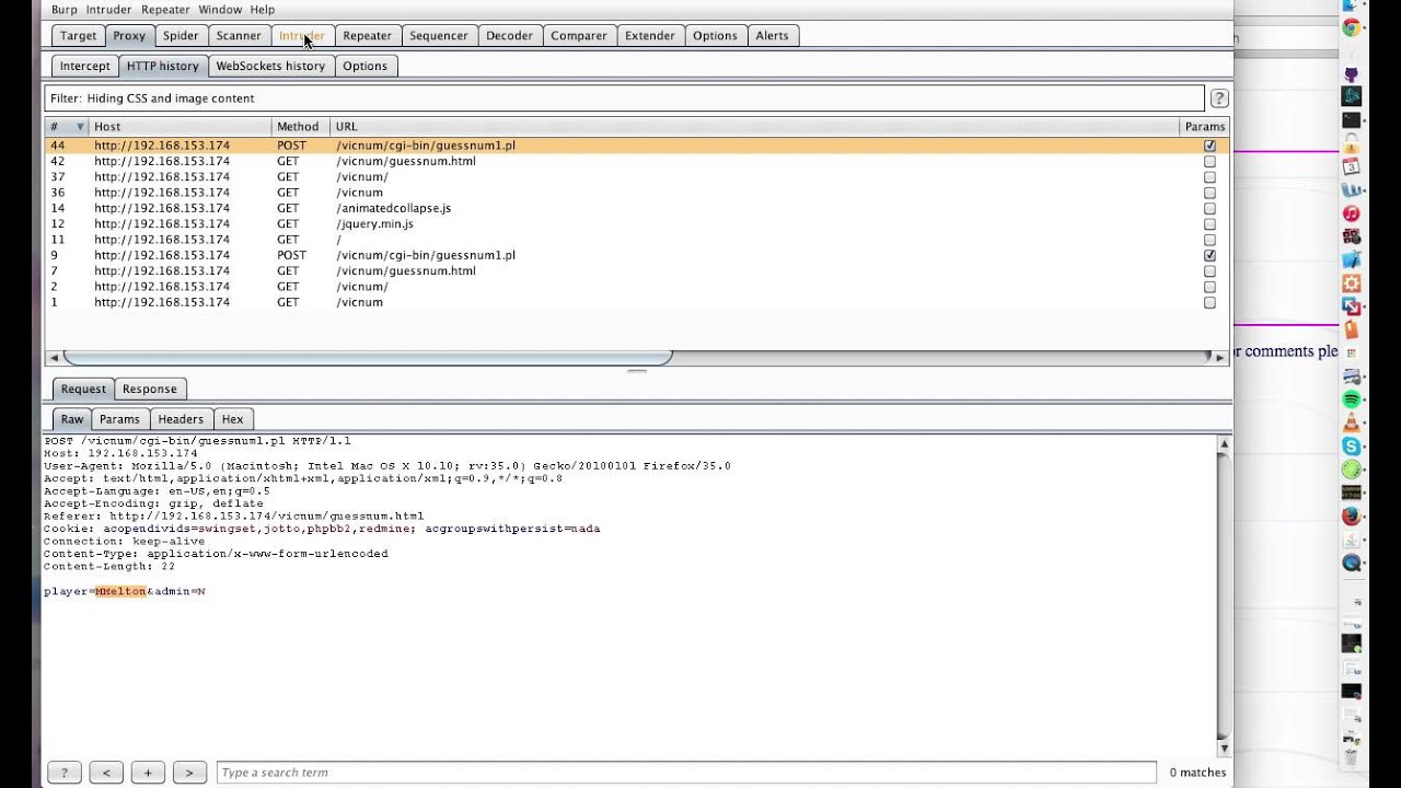 Finding XSS Vulnerabilities with Burp