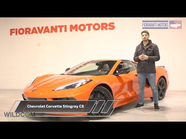 Chevrolet Corvette Stingray C8: la prova su strada della supercar Made In USA