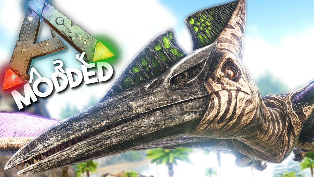 Pteranodon Ark Zähmen
