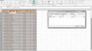 excel assignment 5 tutorial how to excel tables pivot table pivot charts