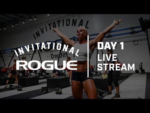 2020 Rogue Invitational | Day 1 - Full Live Stream