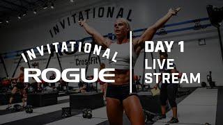 2020 Rogue Invitational   Day 1 - Full Live Stream