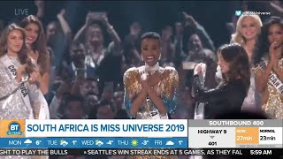 Steve Harvey's Gaffe at Miss Universe 2019