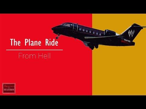 Behind The Titantron | WWE's Plane Ride...