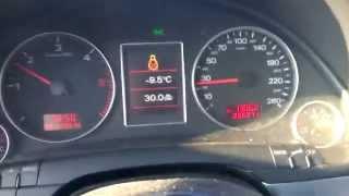 расход топлива на AUDI A4  2004 г, 1,9 tdi .BKE
