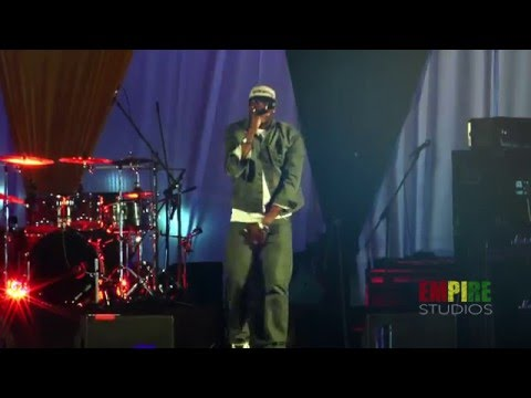 Supreme - Performance - San Fernando Reggae Festival 2016.