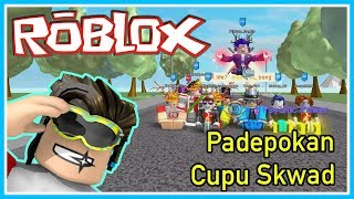 SO THE HERO IS NOT EASY CUY-SUPER POWER TRAINNING SIMULATOR #1-ROBLOX INDONESIA