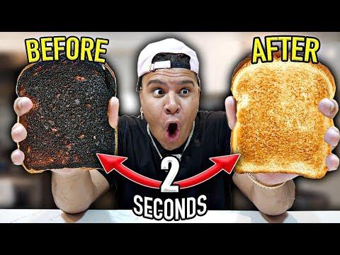 I Tested 7 Food Hacks You Need To Know! (DIY LIFE SAVING HACKS)