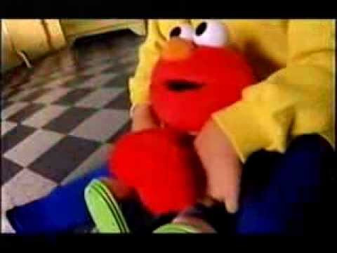 Cuddle Me Elmo 2000 Youtube