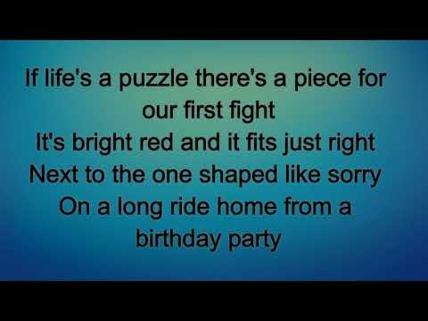 Catherine McGrath - The Edges (Lyrics)