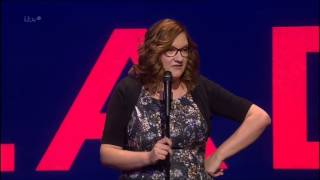 sarah millican sunday night at the palladium