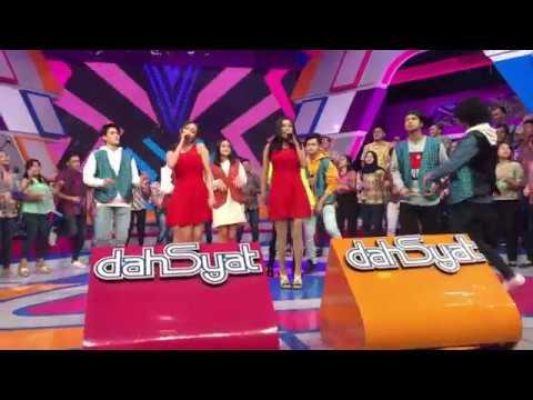 Duo Serigala - Sayang (Dahsyat RCTI - 24 Nov 2017)