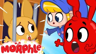 Easter Bunny In JAIL - My Magic Pet Morphle | Cartoons For Kids | Morphle TV | BRAND NEW Video