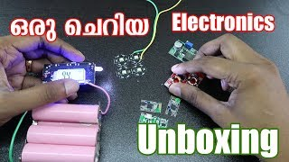 Aliexpress Shopping - Electronic Unboxing and Future Projects