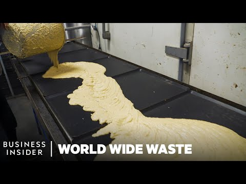 How Vegan Leather Is Made From Mangoes | World Wide Waste