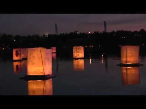 2018 Water Lantern Festival