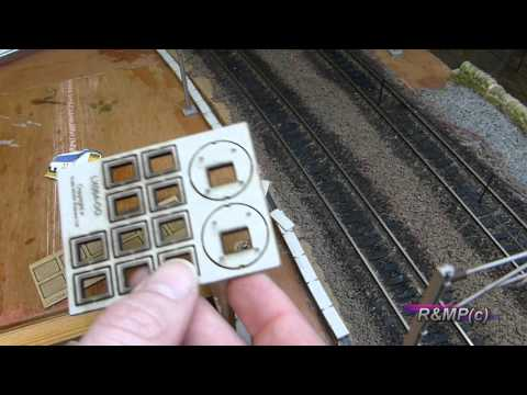 Trackside Details: Lineside drainage kit