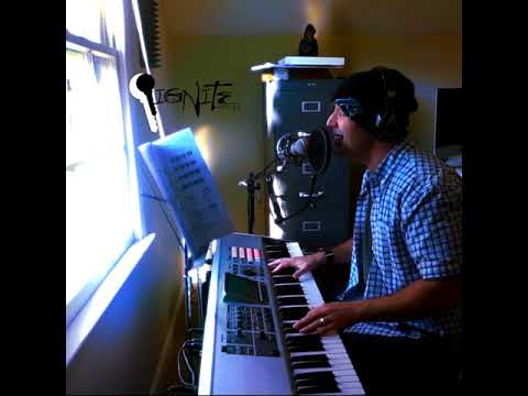 Ignite Mindz Dayscheming Remix x Billie Jean / Jay Z Dead Presidents rapped while playing piano.