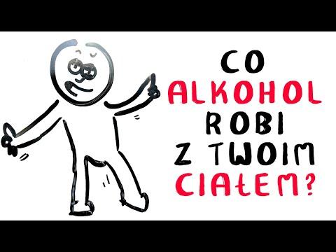 Jak działa na nas alkohol? Etanol vs. Twój organizm