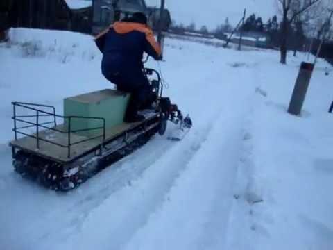 Как сделать склизовую подвеску на снегоходе 21