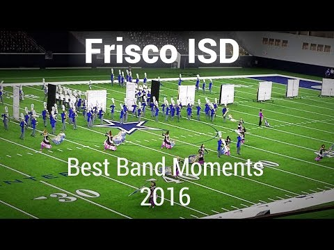 Frisco ISD Best Band Moments 2016