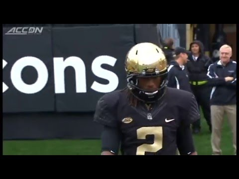 [Highlight] Kendall Hinton Wake Forest freshman year highlights