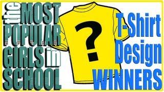 T-Shirt Design Winners! thumbnail