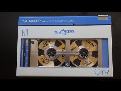 """Плееры """"Золотой эпохи"""" или совершенство в малом формате. Часть 3. Toshiba, Panasonic, Sharp"""