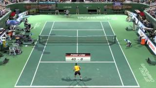 Virtua Tennis 3: Singles Match: Rafael Nadal VS Tim Henman - PS3 Gameplay | Daxter296Plays