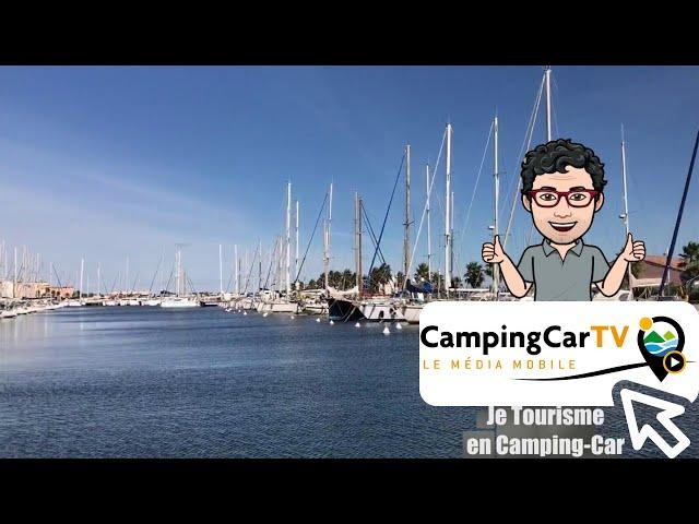 JT en Camping-Car N°27 - En passant par Gruissan