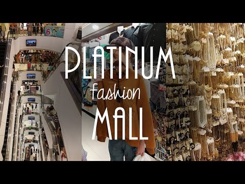 Platinum Fashion Mall - Day 3 (Video #9)