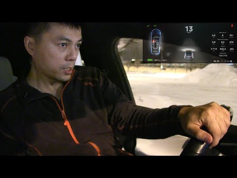 How foolproof is Tesla while driving?