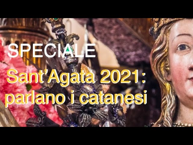 Sant'Agata 2021 a porte chiuse: cosa ne pensano i catanesi