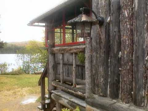 How to: Cabin Plumbing  - Cabin in the Woods -  Bob Vila eps.1106