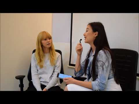 Lucy Rose Interview by DJ May Haas