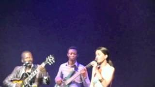 "CHARMAINE CLAMOR & SELAELO SELOTA Sing ""Lolita"" in South Africa"
