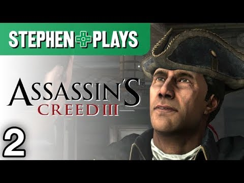 Assassin's Creed III #2 • Mutiny on the High Seas!