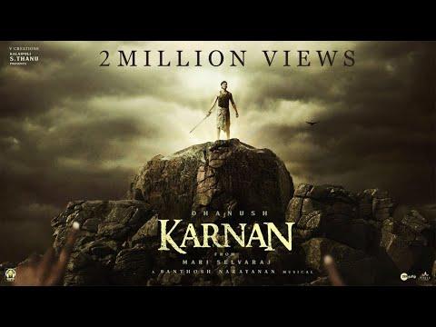 Karnan Release Announcement Teaser   Dhanush   Mari Selvaraj   Kalaippuli S Thanu Santhosh Narayanan