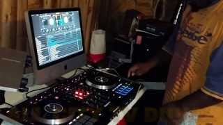 Numark NS7 II with DJ OB1 KANOBE