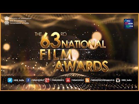 Live: 63rd #NationalFilmAwards