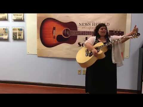 News Herald Jam Sessions: Ashley Feller (March 30)