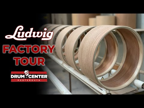 Ludwig Factory Tour 2019 - DCP