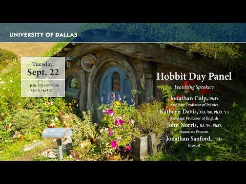 National Hobbit Day Panel