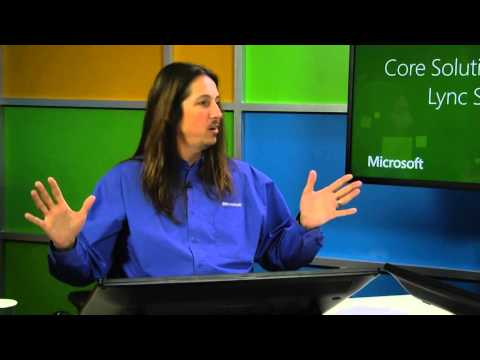 04 - Microsoft Lync Server 2013 Jump Start - Client & Device