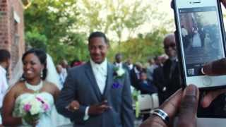 Chrisette Michele: A couple of Forevers- Terrell and Lacyndra Wedding Film 2013